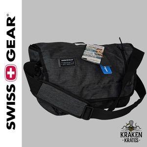 NEW SwissGear - The Getaway Laptop Messenger Bag